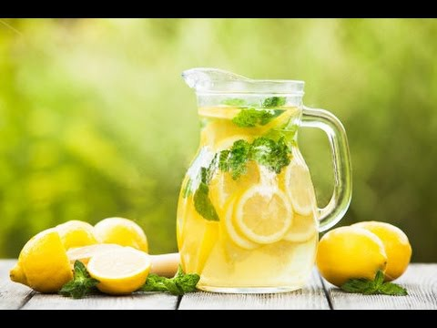 Закарпатцям на замітку: кращі напої для втамування літньої спраги