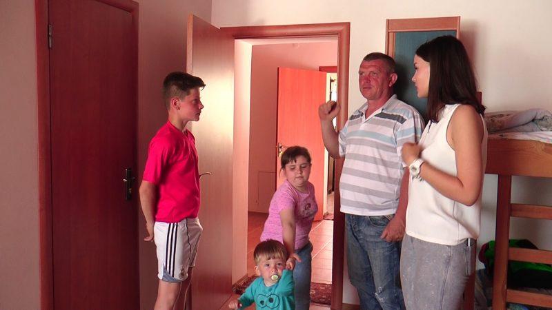 Дитячий будинок сімейного типу : реалії буття великої родини