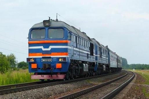 Поїзд Львів-Ужгород тимчасово не курсуватиме