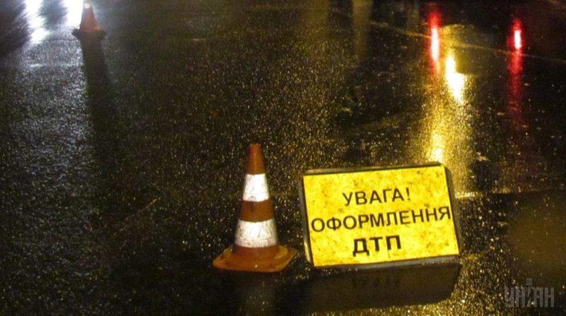 ДТП на Львівщині: постраждали семеро іноземців, одна людина загинула