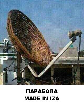 """""""Парабола""""- по-ізянськи…!!!"""