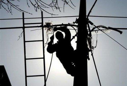 Графік планових відключень електропостачання на Виноградівщині з 25 по 27 червня