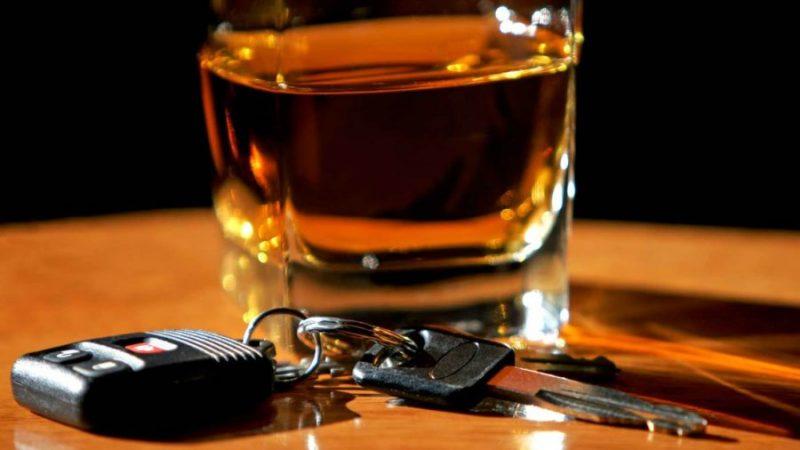 П'яного водія виявила поліція у Міжгір'ї