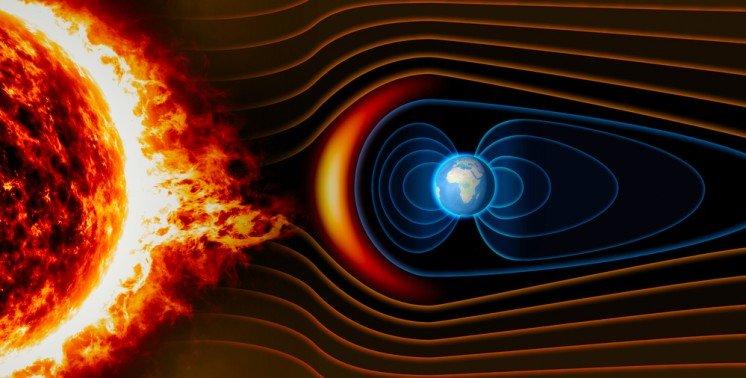 21 і 29 липня, землю накриє магнітна буря силою у два бали