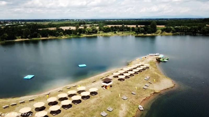 Еко-курорт Закарпаття показали з висоти пташиного польоту