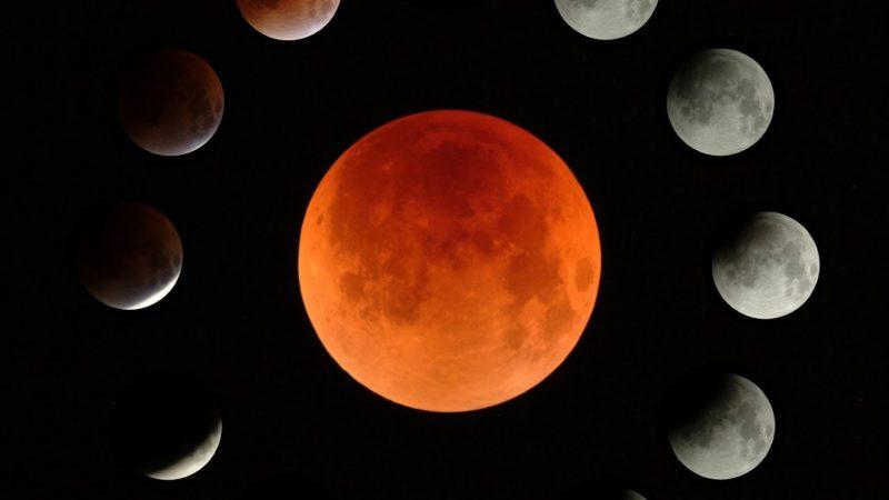 Кривавий місяць: закарпатці побачать найдовше затемнення сторіччя