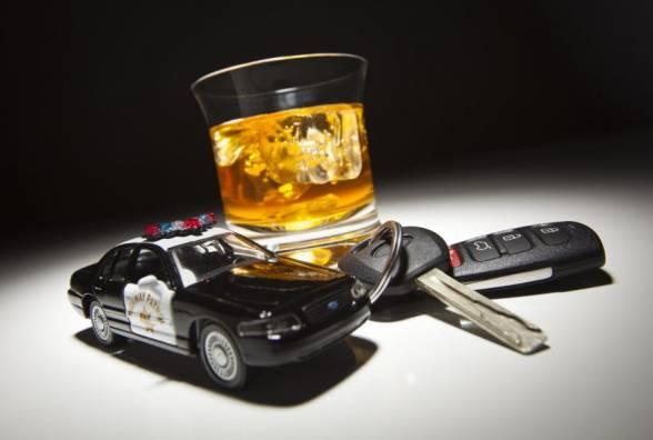 607 п'яних водіїв задокументували на Закарпатті (ФОТО)