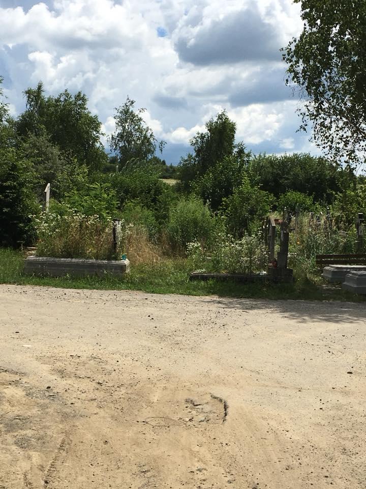 Мукачівці скаржаться на стан місцевого кладовища