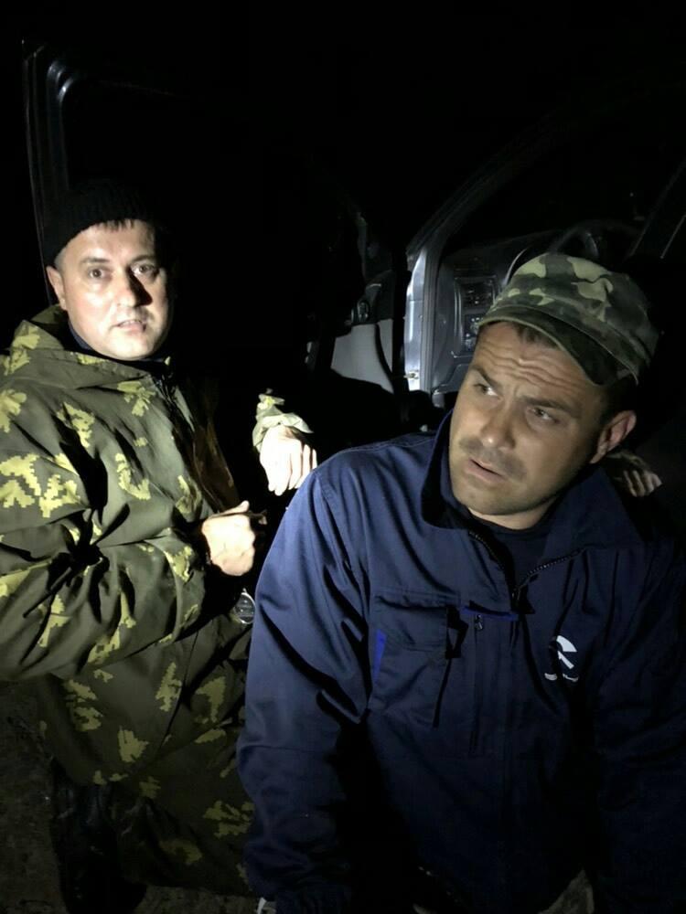 На Хустщині знову зловили любителів даремної рибки