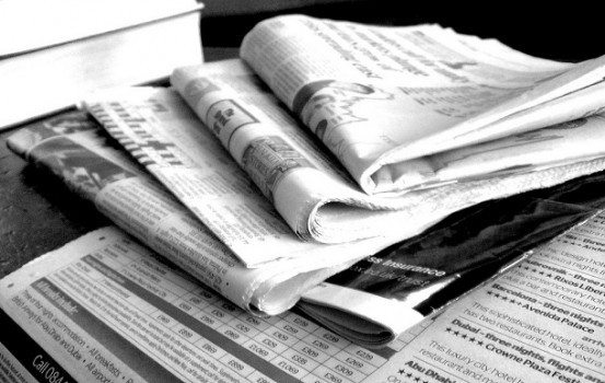 Про нові закони українцям будуть офіційно повідомляти не тільки в газетах, а й через сайти