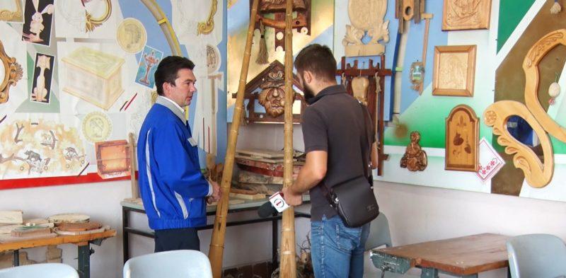 На Міжгірщині навчають виготовляти трембіти (ВІДЕО)