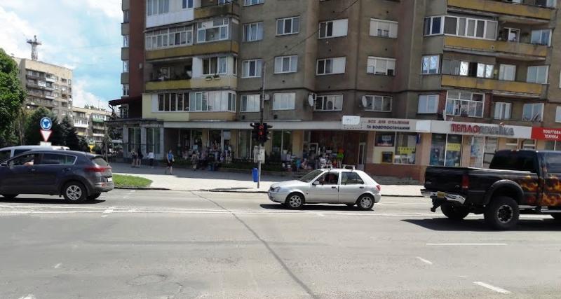 Екстремальний перехід в Ужгороді потрібно перейти за 16 секунд