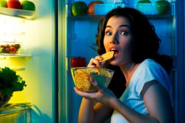 До уваги закарпатців: як відучитися їсти на ніч