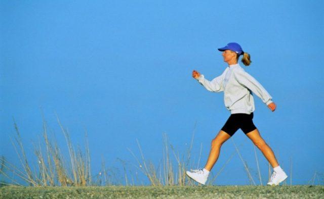 Піших прогулянок недостатньо для міцного здоров'я, – вчені