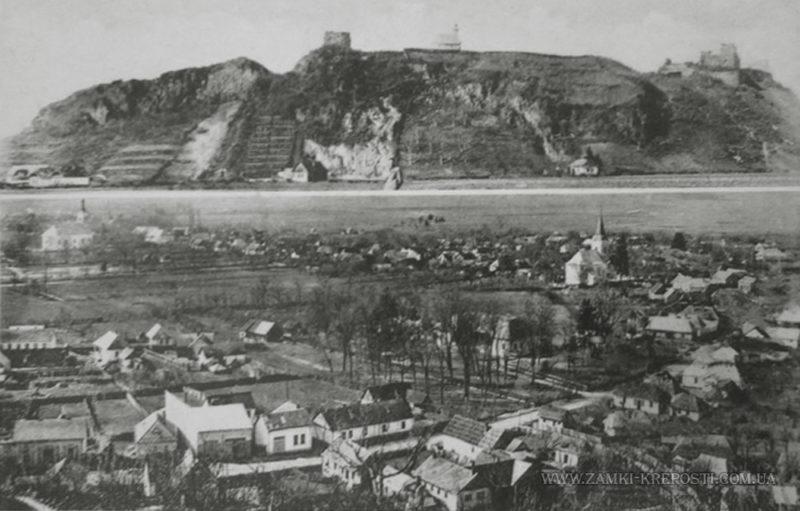 Замки і фортеці Закарпаття: Королево (замок Нялаб): архитектура замкового комплексу