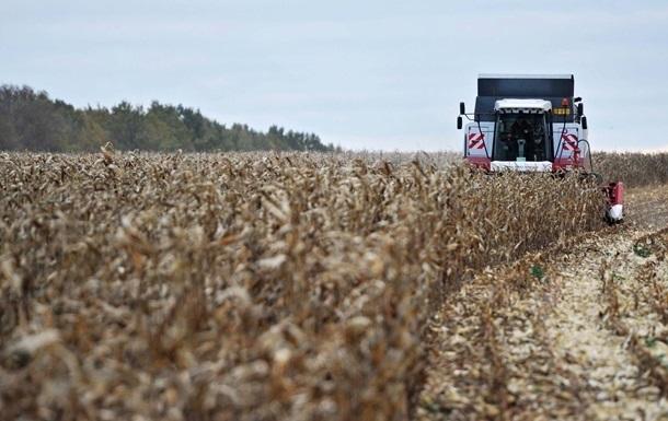 Україна очікує рекордний урожай кукурудзи