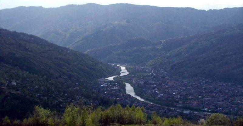 Краса річки Тиси на Рахівщині зачаровує (ФОТО)