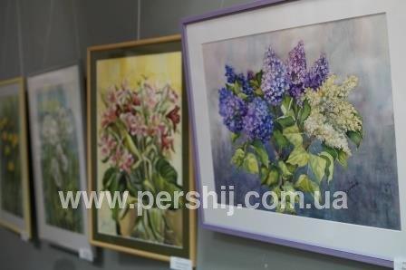 У Виноградові відкрили художню виставку «Графіка» (ФОТО)