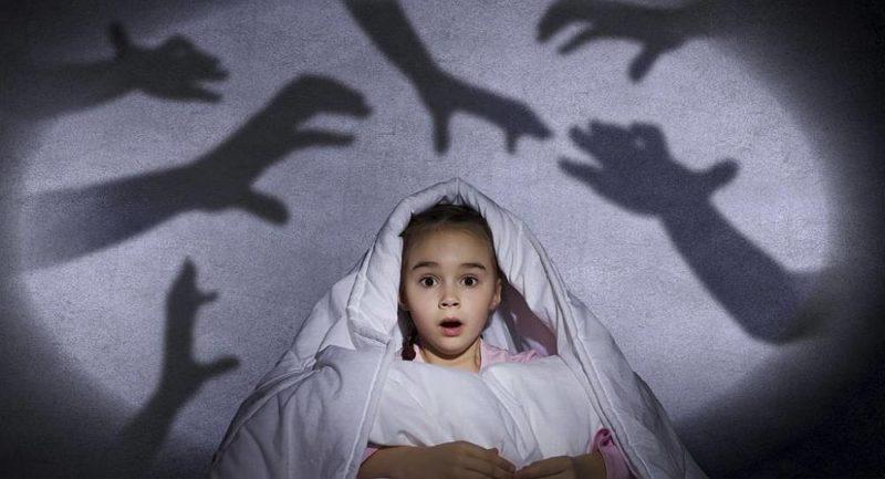 Які страхи є нормальними для дітей: цікаві факти