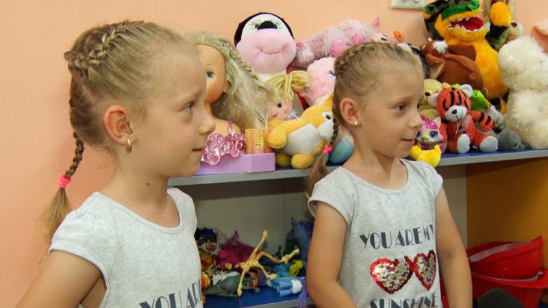Село Велика Копаня – українська столиця близнюків (ВІДЕО)