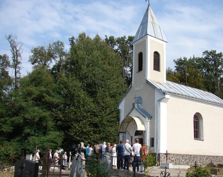 В одній з найдавніших каплиць Хуста відбулось храмове свято