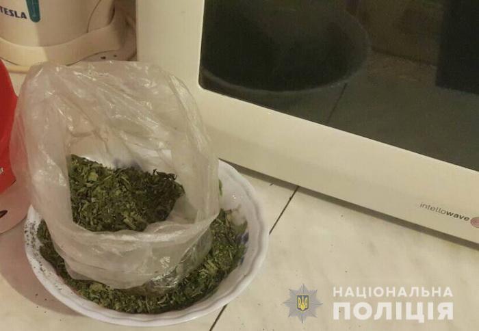 Півкіло сухої марихуани та 9 літрів наркотичної речовини зберігав удома мешканець Сваляви