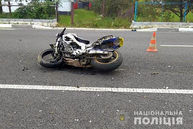 Закарпатський байкер загинув на трасі Львів – Мукачево