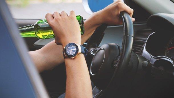 Чергові п'яні водії попалися поліції на Виноградівщині та Тячівщині