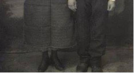 У мережі показали традиційне вбрання у Рахові минулого століття (ФОТО)