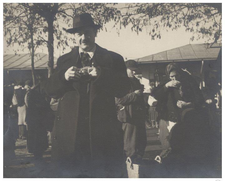 Мукачево в 1937 році в об'єктиві Романа Вишняка (фото)