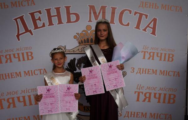 Краса та грація: юні мешканки Тячева змагалися за титул «Міні-міс»