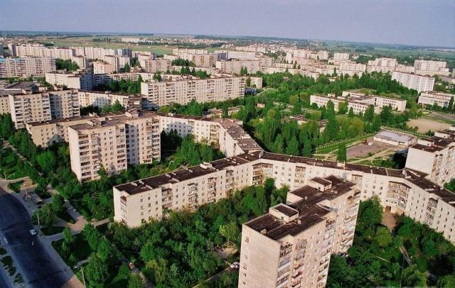 Найдовший в світі житловий будинок знаходиться в Україні (фото)