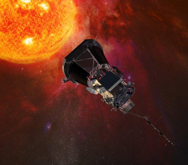 Подорож до Сонця здійснить апарат NASA (фото, відео)