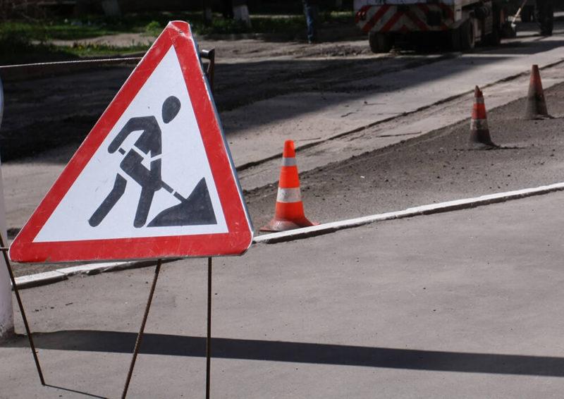 У зв'язку з ремонтом дороги на Іршавщині в селі Лоза рух транспорту буде обмежено