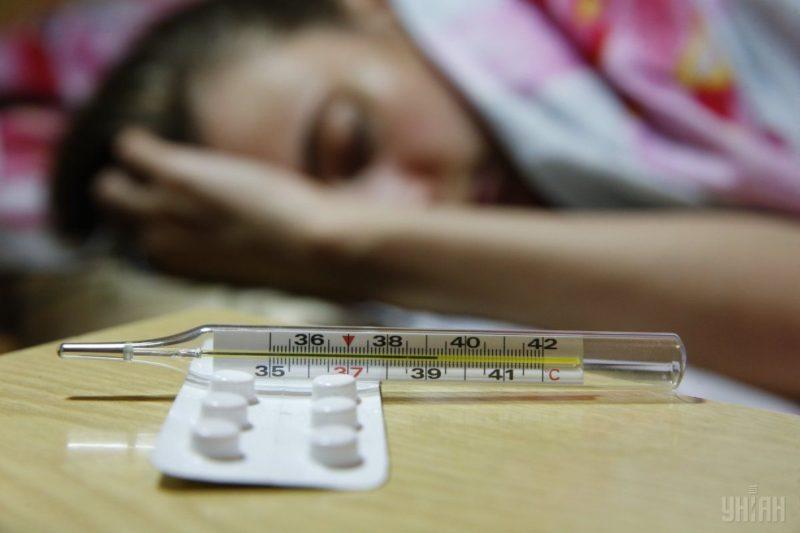 Епідемічна ситуація з грипу та ГРІ в Закарпатській області