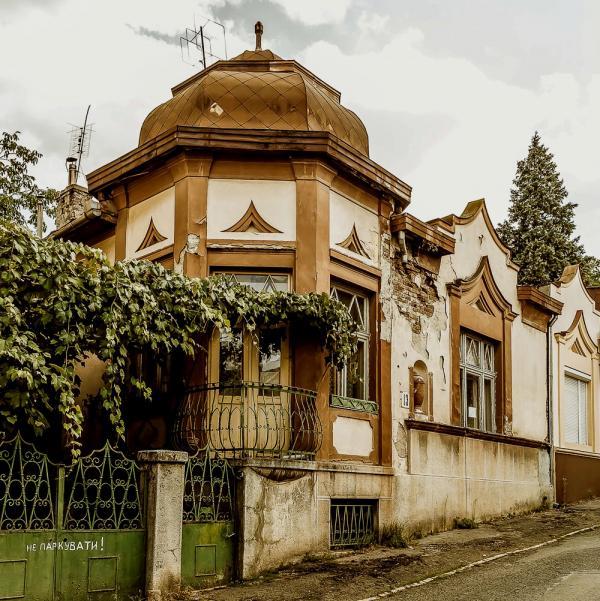 6980c9c59f59b2 Втрачений Ужгород: будинок та історія життя др. Івана Бачинського (Фото)