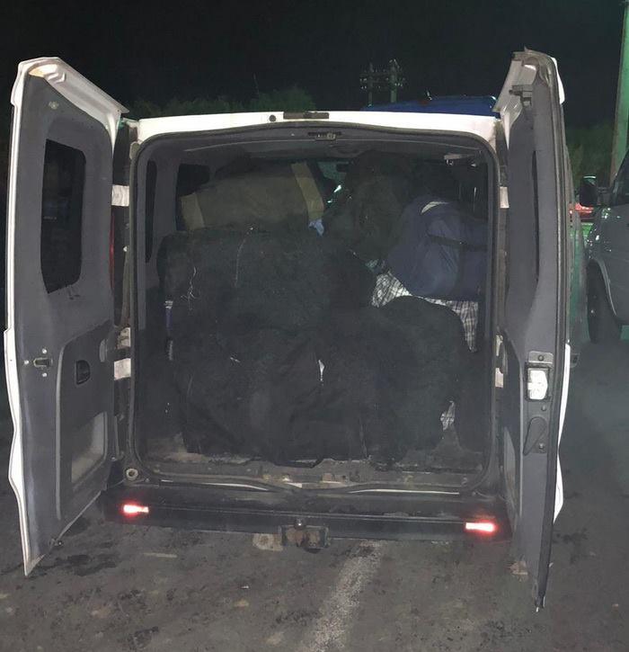 На Закарпатті перекрили мільйонний потік контрабанди бурштину до ЄС (ФОТО)