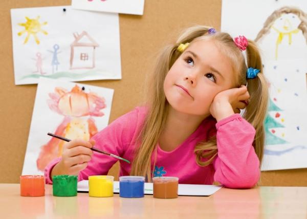 Як кольори впливають на психіку дитини