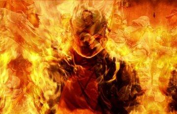 Закарпатець вчинив спробу суїциду шляхом самоспалення