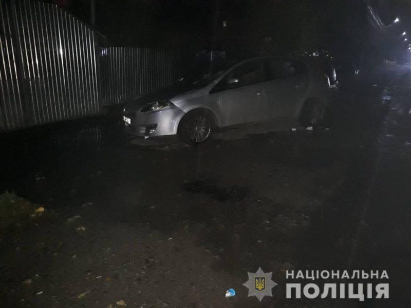 Неподалік Ужгорода п'яний водій вбив пішохода (ФОТО)