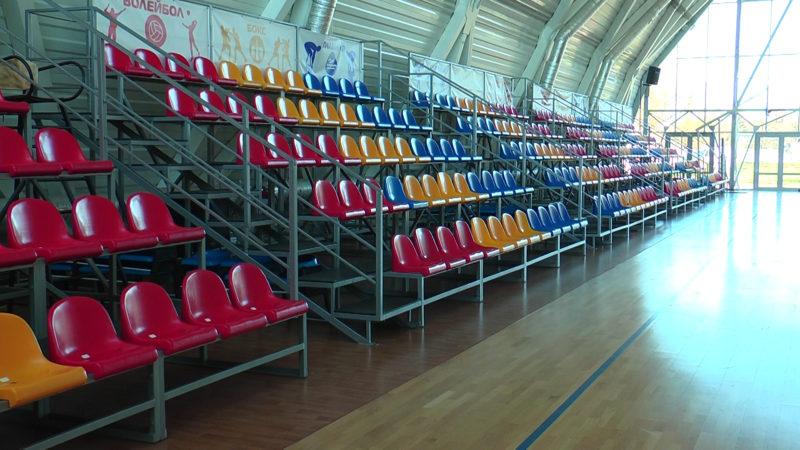 Спорткомплекс Тячева перетворився на епіцентр юнацтва та розвитку популярних видів ігор (ВІДЕО)