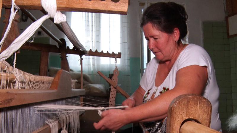 На Міжгірщині відроджують давнє ремесло виготовлення гуні (ВІДЕО)