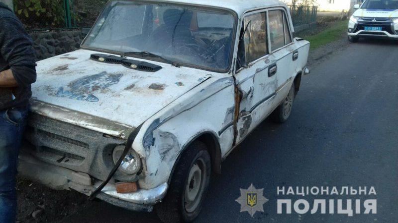 У Виноградові зупинили водія в стані наркотичного сп'яніння (ФОТО)