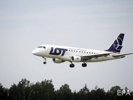 Пасажири польської авіакомпанії оплатили ремонт літака, щоб вилетіти з Пекіна