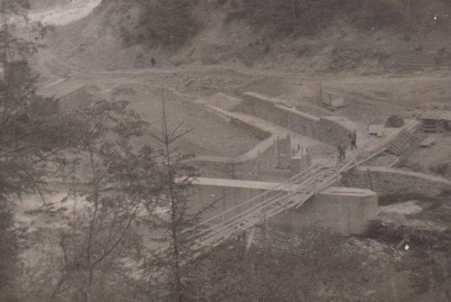 Фотоспогад про ГЕС на Тячівщині, зруйновану повенями