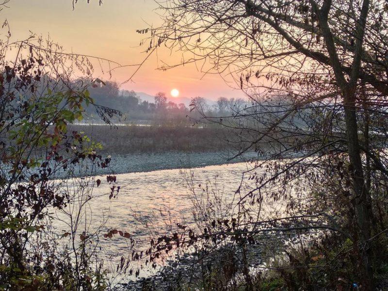На Закарпатті річку Тису перетворюють на сміттєзвалище – соцмережі (ФОТО)