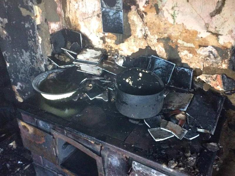 На Виноградівщині під час пожежі загинули люди