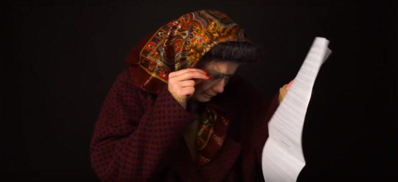 """""""Поплакала і знов, поплакала ще раз, рахунок із таємними знаками"""" – закарпатці в пародії показали від чого плачуть українці (ВІДЕО)"""