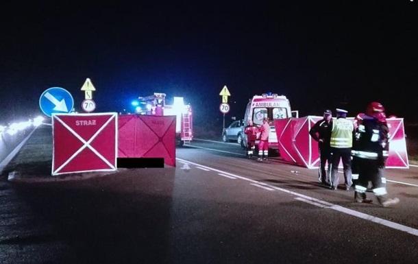 Трагедія у Польщі: водій збив на пішохідному переході трьох українок, двоє загинули
