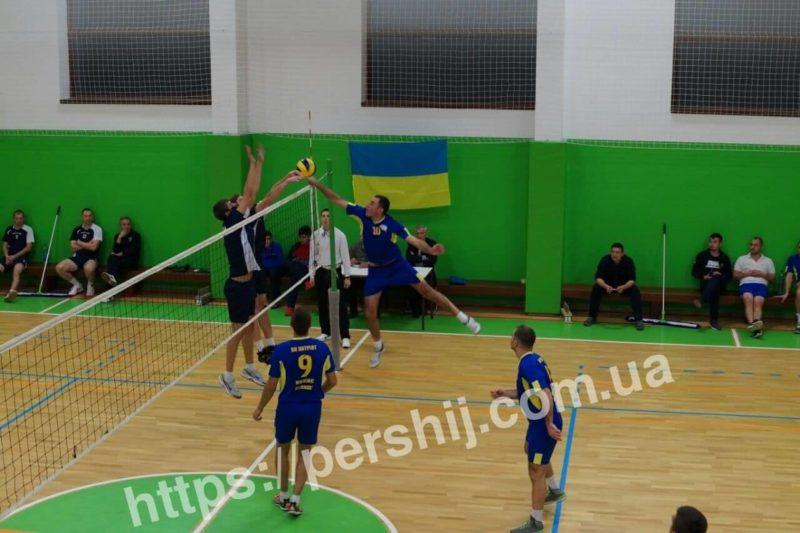 На Виноградівщині відбувся тур Чемпіонату України з волейболу (ФОТО)